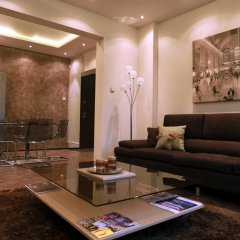 Отель Brown Cottage Apartment Болгария, София - отзывы, цены и фото номеров - забронировать отель Brown Cottage Apartment онлайн интерьер отеля фото 3
