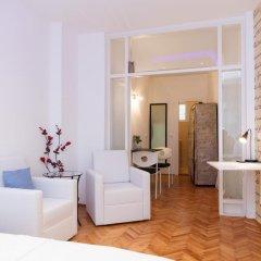 Апартаменты Stay In Apartments Студия Делюкс с различными типами кроватей фото 2