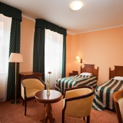 Best Western Plus Hotel Meteor Plaza 4* Стандартный номер с разными типами кроватей фото 12
