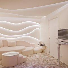 Seven Hotel Paris 4* Улучшенный люкс с различными типами кроватей фото 4