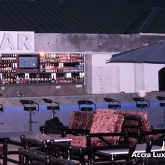 Отель Accra Luxury Lodge развлечения