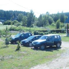 Гостиница Country House Dom Fominykh парковка