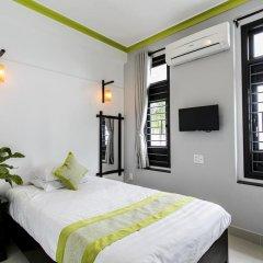 Отель Coconut Hamlet Homestay комната для гостей фото 3