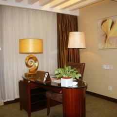 Donlord International Hotel 5* Номер Делюкс разные типы кроватей фото 6