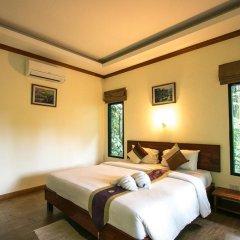Отель Aonang Cliff View Resort 3* Бунгало с различными типами кроватей фото 4