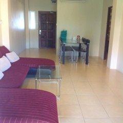 Отель Villa Thongbura 3* Люкс с различными типами кроватей фото 18