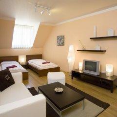 Апартаменты Premier Apartments Wenceslas Square Студия с различными типами кроватей фото 9