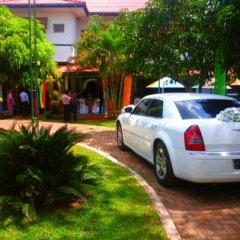 Отель Royal Park Hotel Шри-Ланка, Анурадхапура - отзывы, цены и фото номеров - забронировать отель Royal Park Hotel онлайн парковка