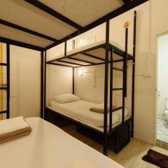 Warm White Hostel Стандартный номер с различными типами кроватей фото 2