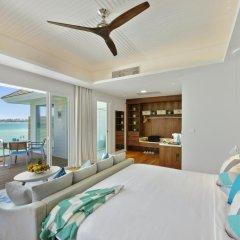 Отель Kandima Maldives 5* Вилла с различными типами кроватей фото 5