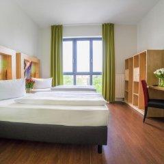 H+ Hotel 4 Youth Berlin Mitte 2* Стандартный номер с двуспальной кроватью фото 6