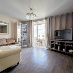 Апартаменты на Егорова Апартаменты с различными типами кроватей фото 35