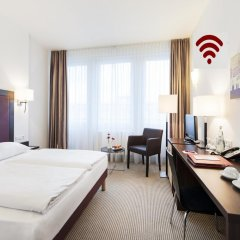 Azimut Hotel Munich 4* Стандартный номер фото 16