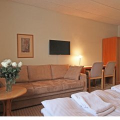 Отель Hejse Kro 3* Стандартный номер с разными типами кроватей фото 2