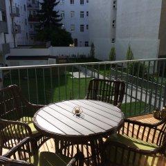Апартаменты Sofie Apartments балкон