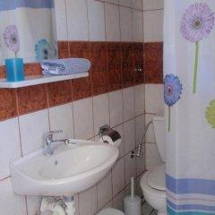 Отель Villa Gesthimani Греция, Ситония - отзывы, цены и фото номеров - забронировать отель Villa Gesthimani онлайн ванная
