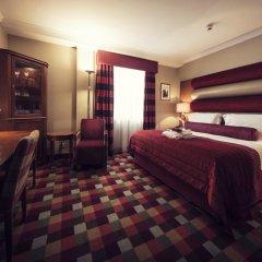 Отель Carlton George Hotel Великобритания, Глазго - отзывы, цены и фото номеров - забронировать отель Carlton George Hotel онлайн комната для гостей фото 6