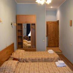 Гостиница Park Lane Inn Улучшенный номер разные типы кроватей фото 15