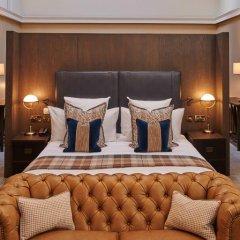 Kimpton Charlotte Square Hotel 5* Номер Делюкс с двуспальной кроватью фото 7