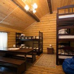Гостиница Zagorodny Kompleks Chukavino Кровать в общем номере двухъярусные кровати фото 2