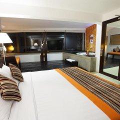 Отель Theva Residency 3* Люкс с различными типами кроватей фото 5