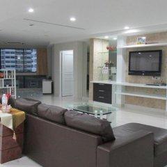 Отель President Park - Ebony Towers - unit 11A Бангкок развлечения