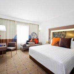 Отель Novotel Bangkok On Siam Square 4* Представительский номер с различными типами кроватей фото 2