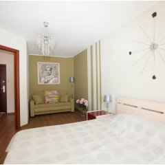 Апартаменты Максим Апартаменты с различными типами кроватей фото 7