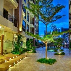 Отель City Garden Pratamnak Condominium By Mr.butler Паттайя