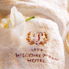 Welcome Piram Hotel 4* Люкс разные типы кроватей фото 5