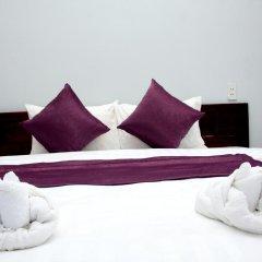 Отель Purple Garden Homestay 2* Стандартный номер с различными типами кроватей фото 3