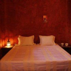 Отель Riad Azenzer 3* Стандартный номер с различными типами кроватей фото 5