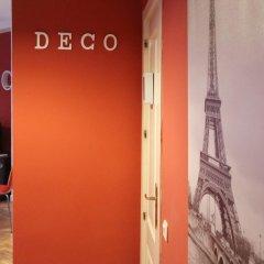 Отель Apartamentos Goyescas Deco интерьер отеля