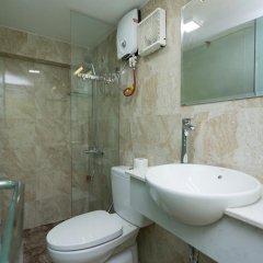 Отель Hanoi Hostel Вьетнам, Ханой - отзывы, цены и фото номеров - забронировать отель Hanoi Hostel онлайн ванная
