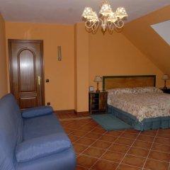 Отель Hosteria De Langre комната для гостей фото 3
