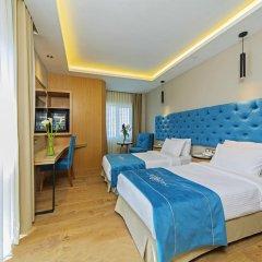 History Hotel Istanbul 2* Стандартный номер с двуспальной кроватью фото 7