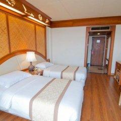 Golden Beach Hotel Pattaya 3* Улучшенный номер с различными типами кроватей фото 2