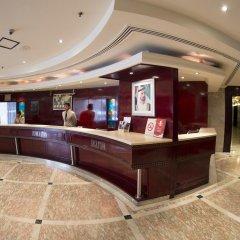 Отель Imperial Suites Hotel ОАЭ, Дубай - отзывы, цены и фото номеров - забронировать отель Imperial Suites Hotel онлайн интерьер отеля фото 2