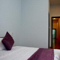 Отель Purple Garden Homestay 2* Улучшенный номер с различными типами кроватей фото 2