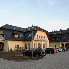 Hotel & Spa Biały Dom парковка