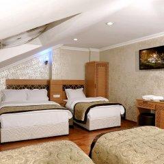 Best Nobel Hotel 2 3* Стандартный семейный номер с двуспальной кроватью фото 7