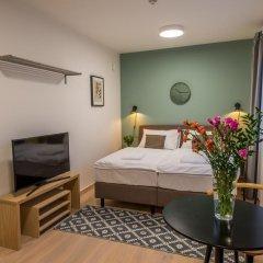 Отель Harrachovsky Palace Улучшенная студия с различными типами кроватей фото 7