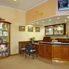 Spa Hotel Vltava интерьер отеля