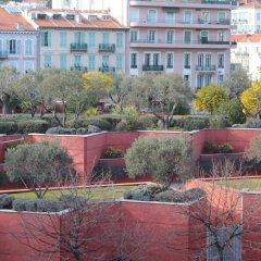 Отель Confiance Immobiliere - Le Garibaldi Loft балкон