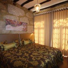 Отель Apartamentos sobre o Douro Стандартный номер двуспальная кровать фото 12