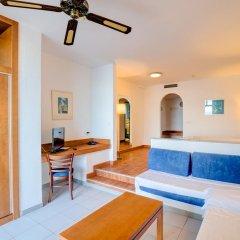 Отель SBH Fuerteventura Playa - All Inclusive 4* Стандартный номер разные типы кроватей фото 6