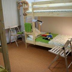 Сафари Хостел Кровать в общем номере с двухъярусными кроватями фото 42