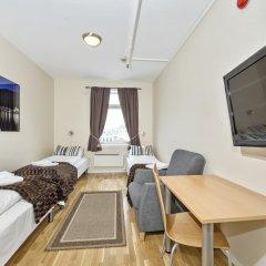 Enter Backpack Hotel 3* Стандартный номер с различными типами кроватей (общая ванная комната) фото 5