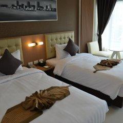 Picnic Hotel Bangkok 3* Стандартный номер с различными типами кроватей фото 2