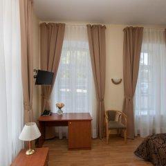 Гостиница Екатерина 3* Стандартный номер с разными типами кроватей фото 11